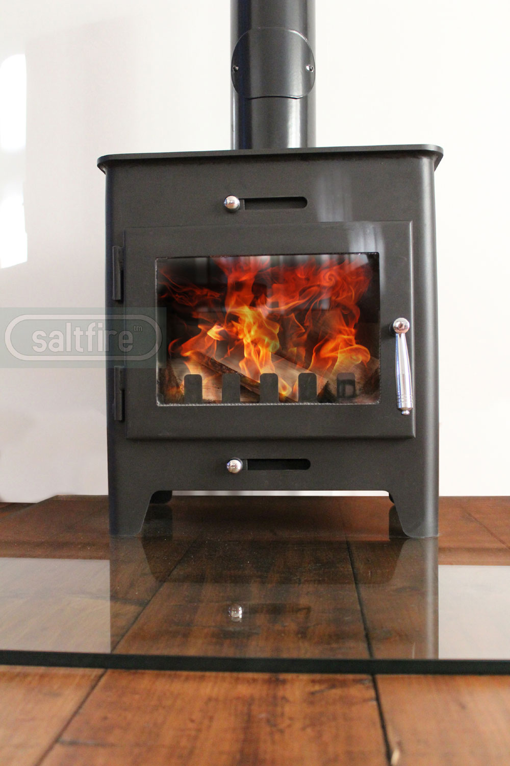 St1 Stove Up To 5kw Woodburning Stoves Multifuel