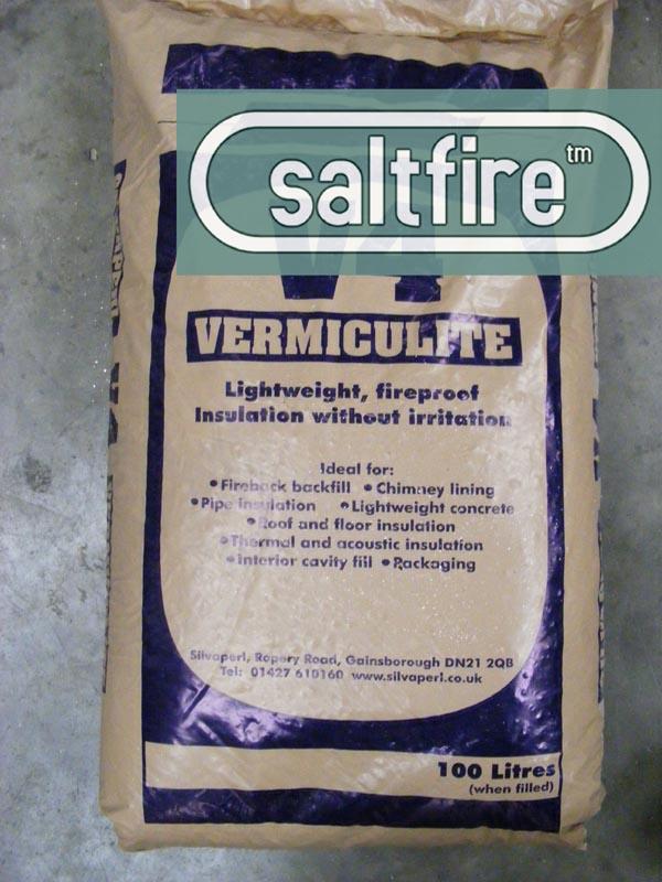 Vermiculite Chimney Insulation Flexible Flue Liner