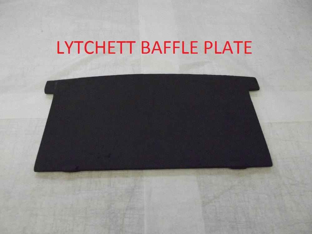 Lytchett Baffle Plate Lytchett Woodburning Stoves