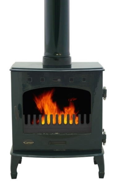 Carron 7 3kw Stove Defra Exempt Stoves Woodburning