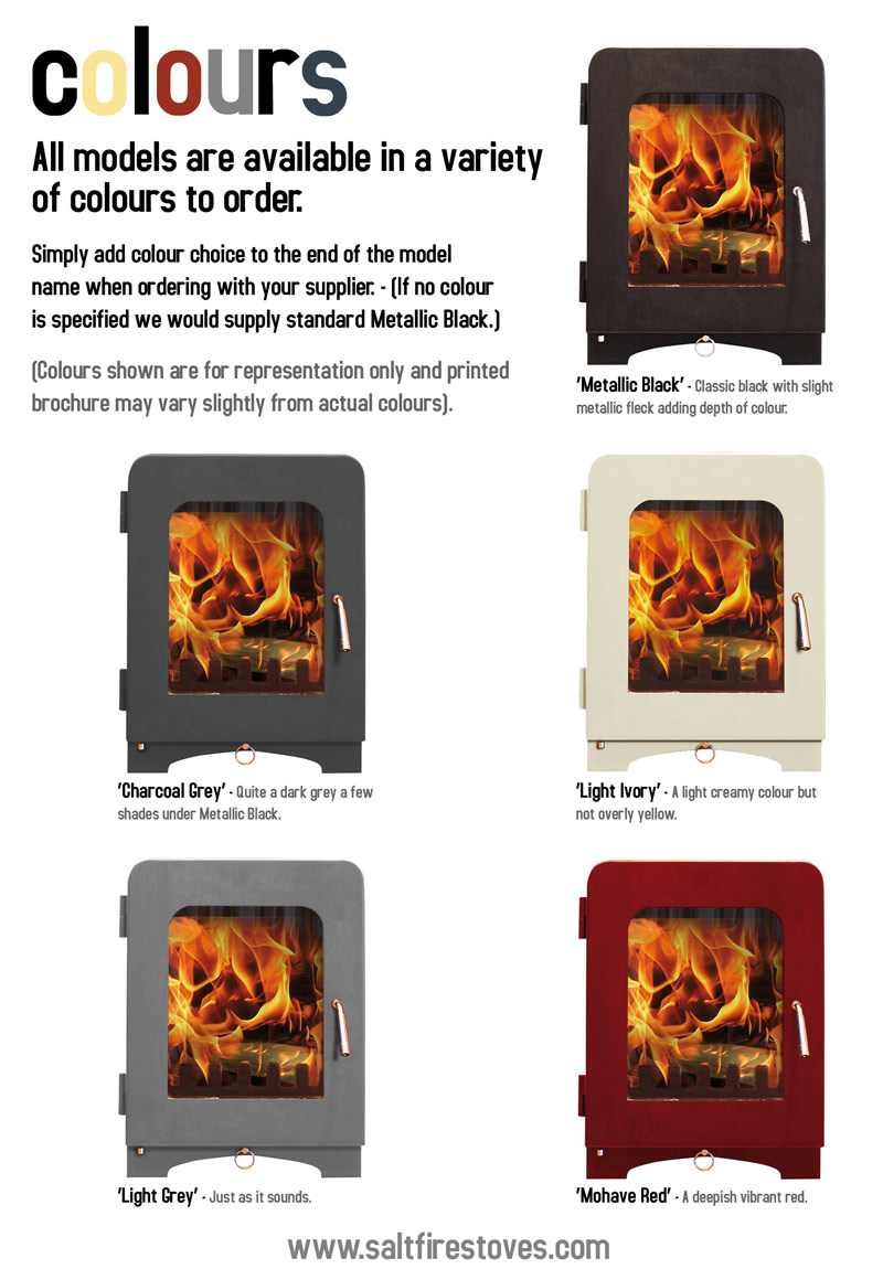 St1 Stove Defra Exempt Stoves Woodburning Stoves