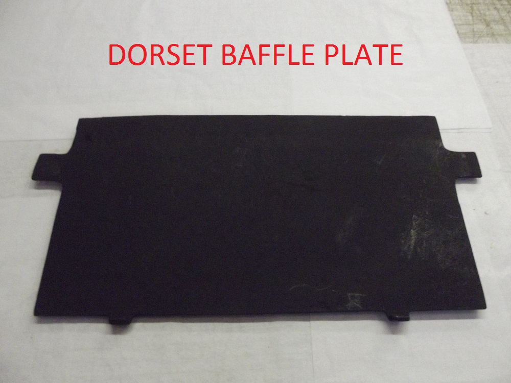 Dorset Baffle Plate Spare Parts Woodburning Stoves