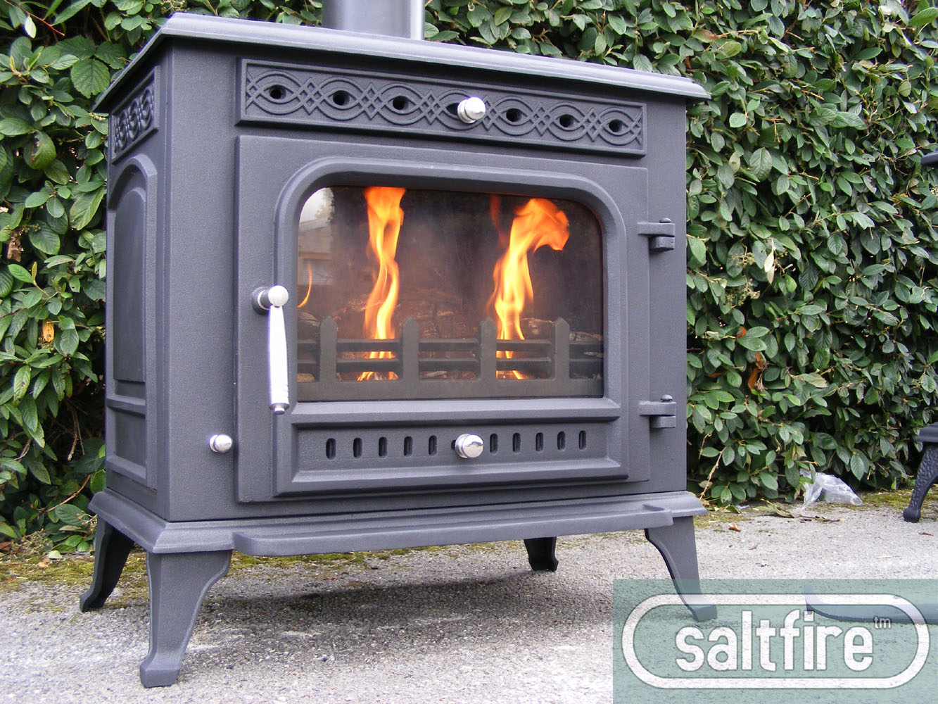 Grande purbeck 12kw multifuel large multifuel stoves Wood burning stoves