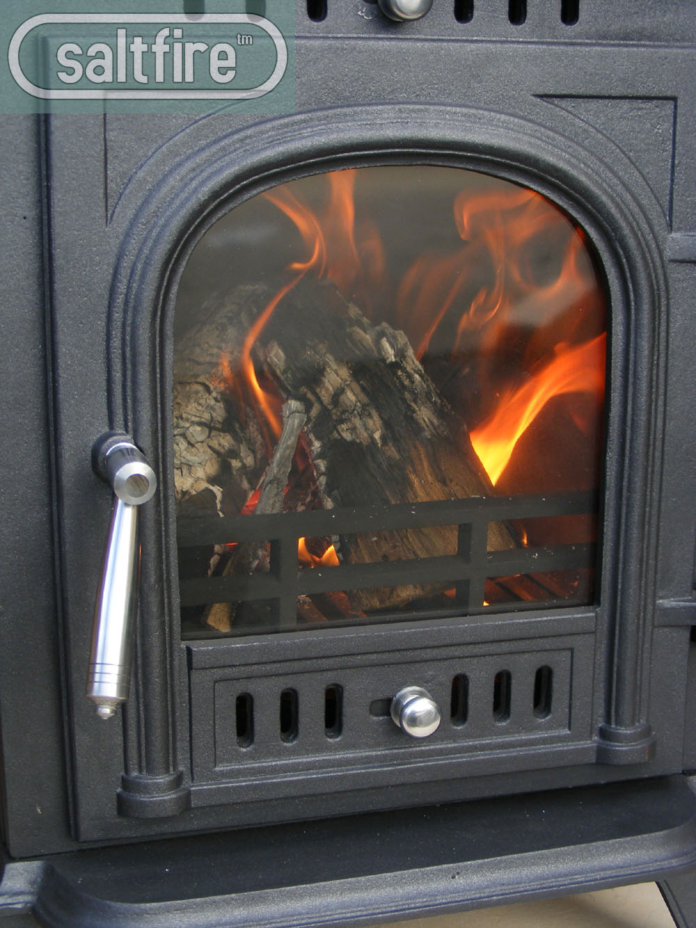 Lulworth 8kw Multifuel Small Multifuel Stoves