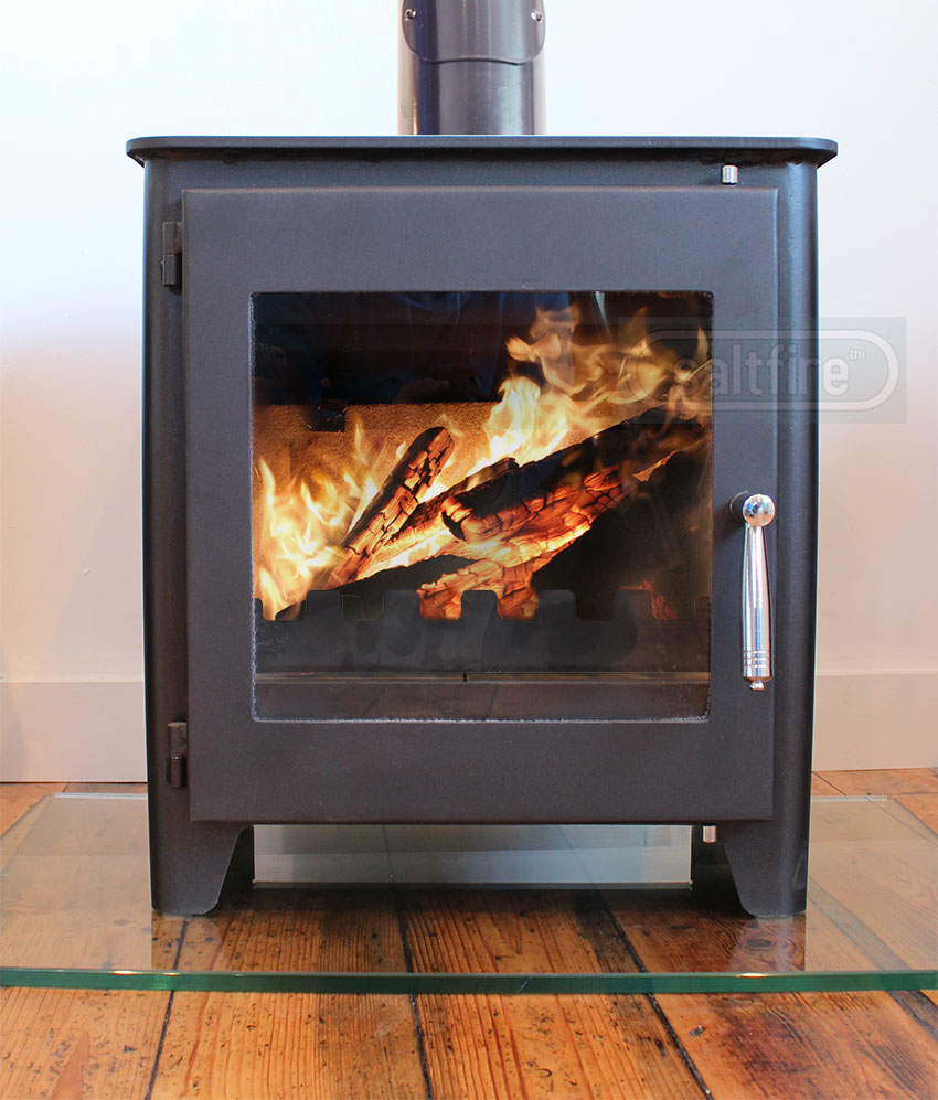 St1 vision stove small multifuel stoves woodburning Wood burning stoves