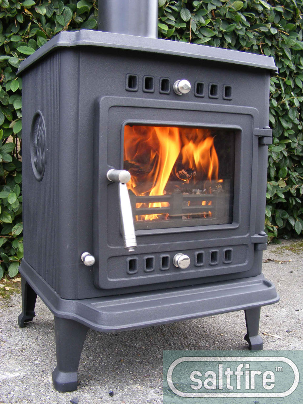 Devon 7kw multifuel stove small multifuel stoves Wood burning stoves