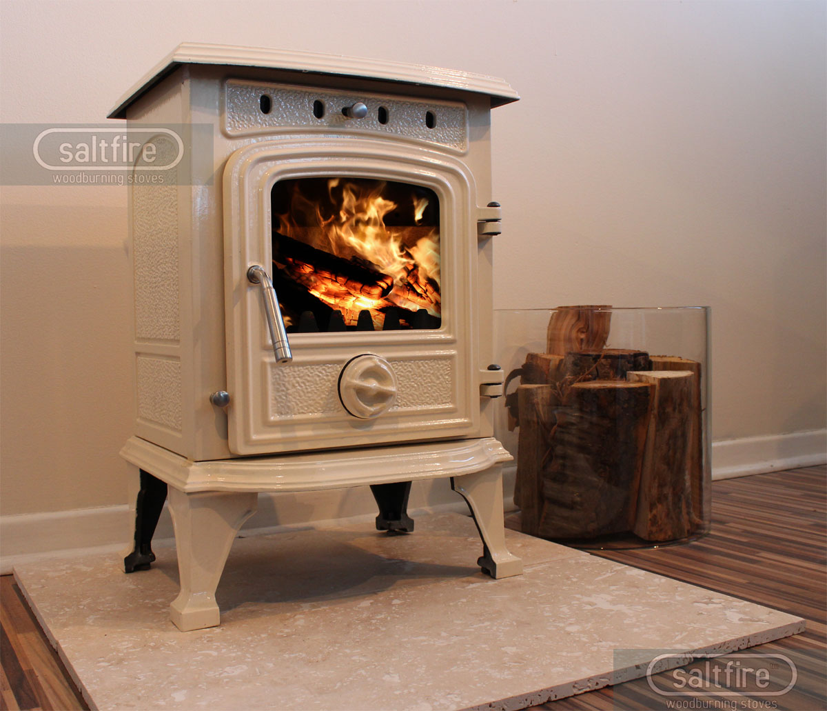 Hendon cream enamel stoves woodburning stoves Wood burning stoves