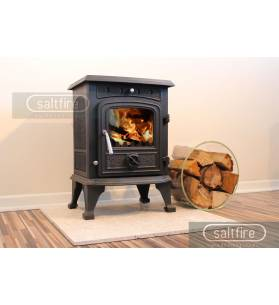 Hendon 4.5kW Matt Black