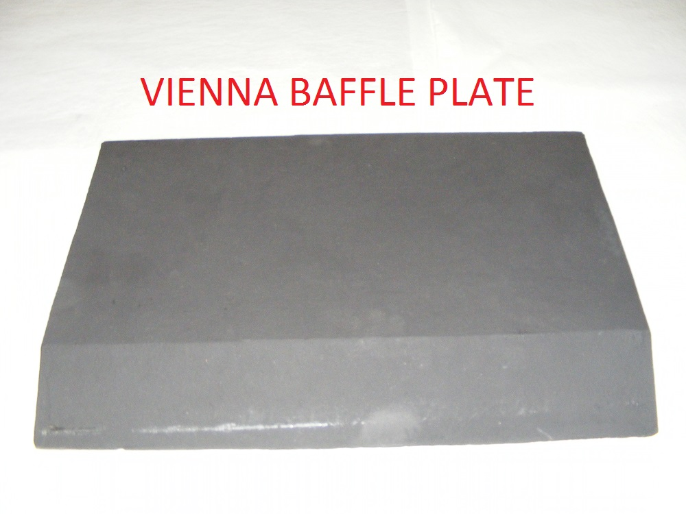 Vienna Baffle Plate Spare Parts Woodburning Stoves
