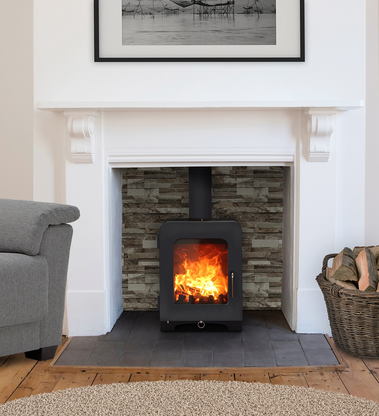 St2 Stove Defra Exempt Stoves Woodburning Stoves