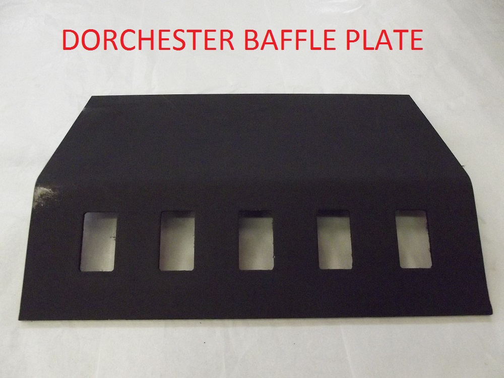Dorchester Baffle Plate Spare Parts Woodburning Stoves