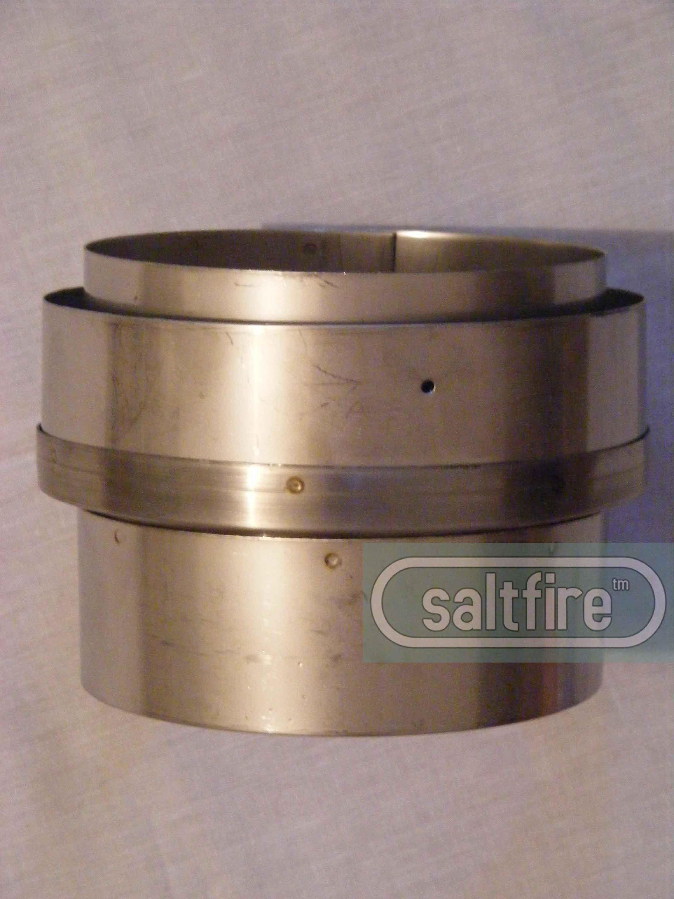 5 6 Quot Mr Liner Adaptor Register Plates Chimney Adaptors
