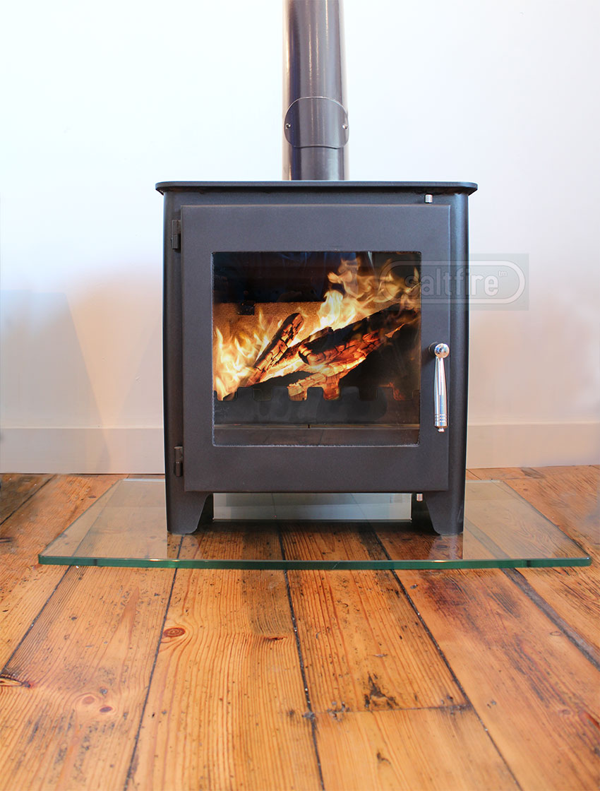 St1 Vision Stove Small Multifuel Stoves Woodburning