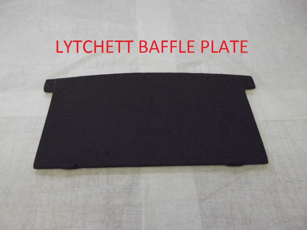 Lytchett Baffle Plate Lytchett Woodburning Stoves