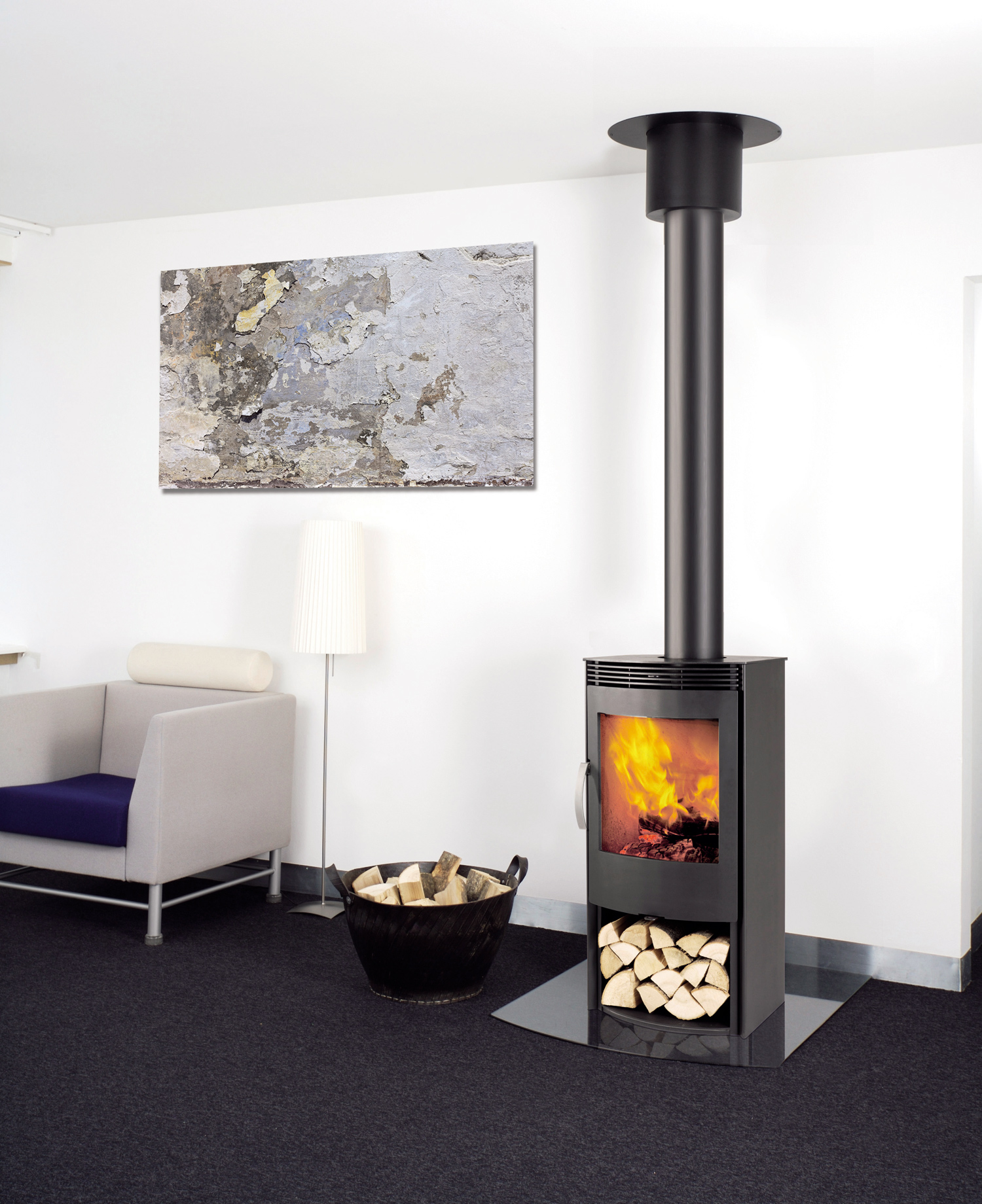 Tt40 Medium Multifuel Stoves Woodburning Stoves